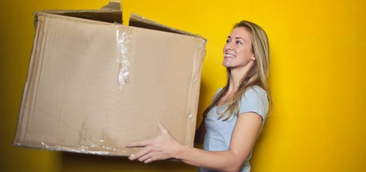 A simple cardboard box will not do the trick sometimes - get some better ones