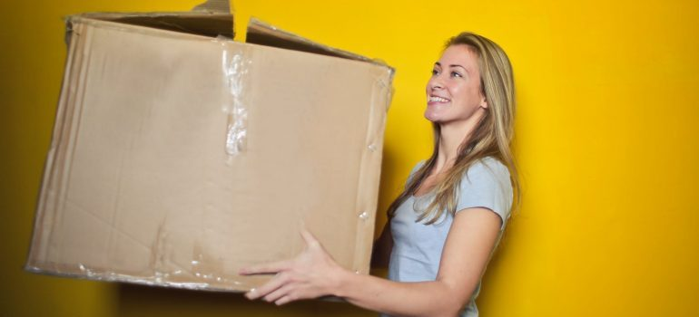 You can never prepare enough for packing. You can try, at least!
