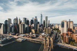 NYC's skyline - Moving to NYC