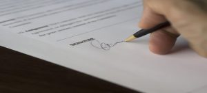 cost of an interstate move - writing the contrat