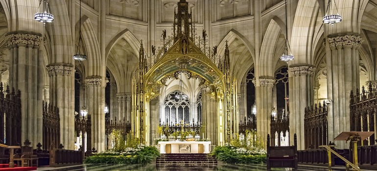 St. Patricks Cathedral NYC