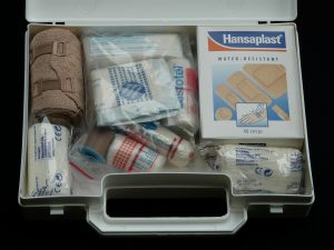 Find out what are the things you should put in Your Home's First Aid Kit