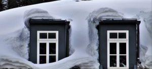 attic snow