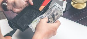 Sorting out your budget is one of the things to do before moving to NJ