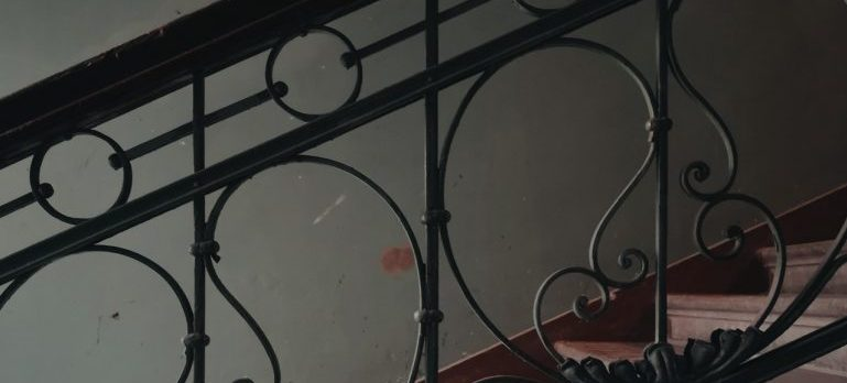 -damaged walls