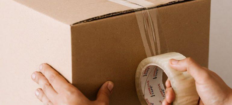 -moving box