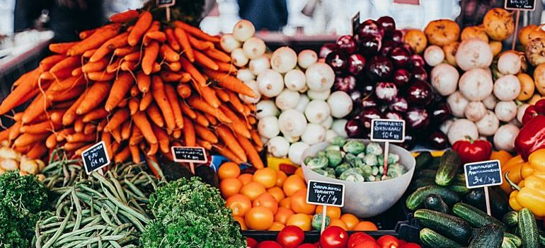 Ramsey Farmers Market is what you expect in Bergen County during the winter