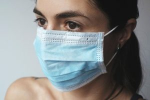 a mask - protect yourself from bacteria