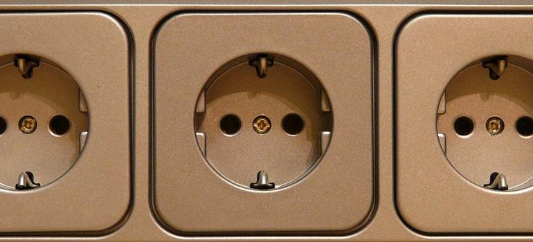 electric sockets