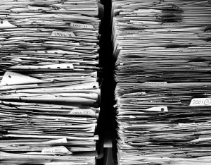 documents - Paperwork you must get from licensed movers