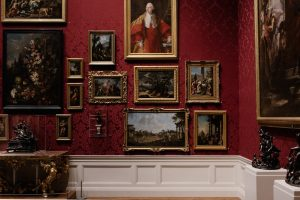 Paintings that will be unharmed during a move if you avoid common problems when moving artwork