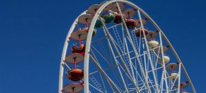 Atlantic City observation wheel.