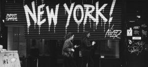 New York city vibe