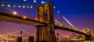 a brooklyn bridge - Leaving the Bronx