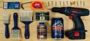 DIY renovation kit