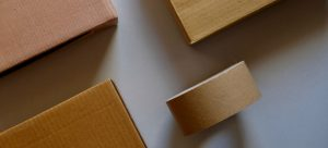 Boxes and masking tape