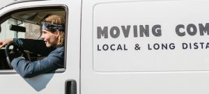 young artists moving from Bergen County to Brooklyn should hire a moving company to assist them